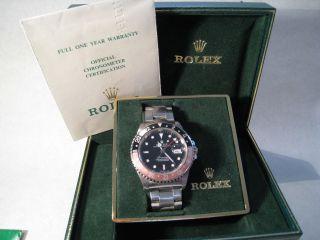 Rolex Gmt Master Ii Bild