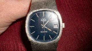 Herren Armbanduhr Anker 835 Er Silber,  Tadelloser Bild
