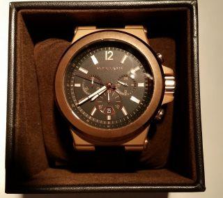 Michael Kors Mk 8184 Damenuhr,  Armbanduhr,  Herrenuhr Bild
