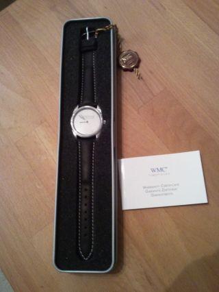 Neu: Nummerierte Armbanduhr Von Wmc Mit Unbefristeter Bild