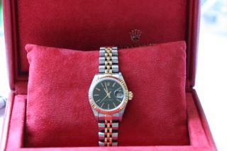 Rolex Damenuhr Modell Lady Date Just Bild