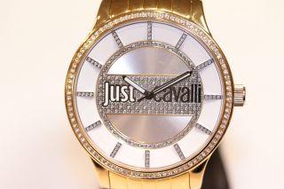 Just Cavalli Damen - Uhr - Xl Huge Gold R7253127504 Rückläufer - Bild
