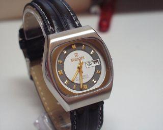 Servicesierte - Ricoh - Herren - Automatic - Uhr Mit Tag/datumsanzeige Bild