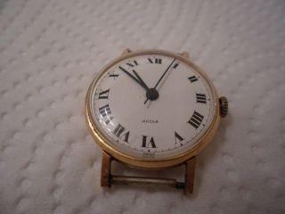 Damen Armbanduhr Arola - Swiss,  Handaufzug, Bild