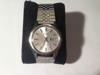 Seiko Automatik Herren Armband Uhr Bild