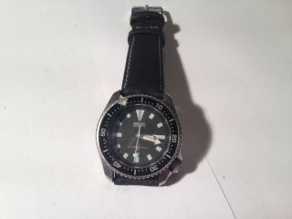 Seiko Automatik Taucher Herren Armband Uhr Bild