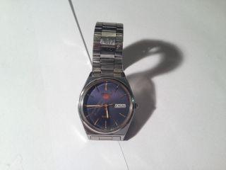 Seiko 5 Herren Armband Uhr Bild