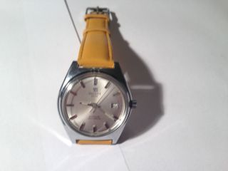 Tissot Autolub Herren Armband Uhr,  Top Bild
