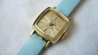 Damen Rolex Armbanduhr 50er Jahre Bild