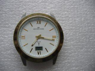 Meister Anker Funk Uhr Bild
