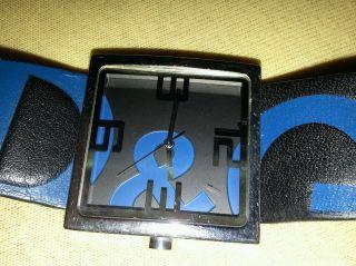 Dolce & Gabbana Damen Uhr Schwarz Blau Bild