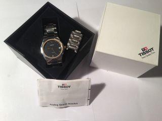 Tissot Herren Armband Uhr Bild