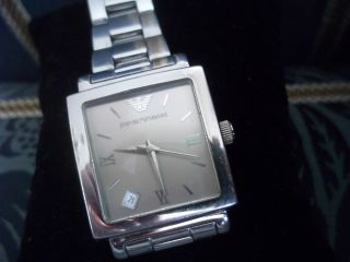 Armani Armband - Uhr - Damen Originale Uhr Bild