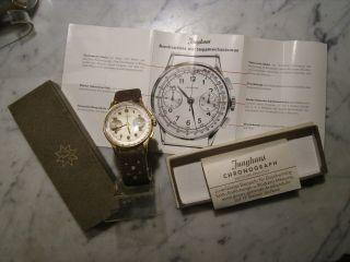 Herren Armbanduhr Der Junghans Bild