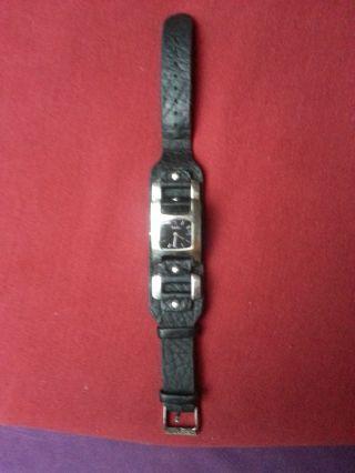 Esprit Armbanduhr Lederarmband Bild