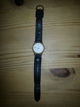 Maurice Lacroix Damen Armbanduhr Für Bastler Bild