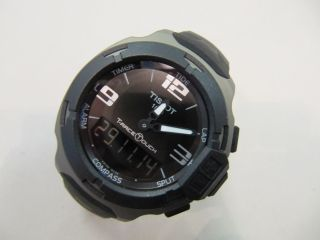 Tissot T - Race Touch Aluminium Touchscreen 42mm Racing Timer Wd 100m Saphirglas Bild
