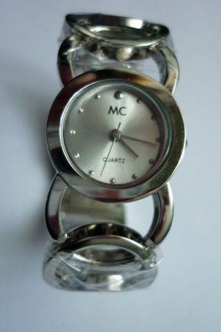 Mc - Damenuhr - Metallarmband Bild