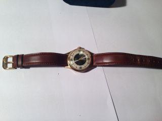 Anker Mechanischer Herren Armband Uhr Bild