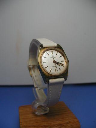 Omega Geneve Armbanduhr Für Damen Handaufzug Bild