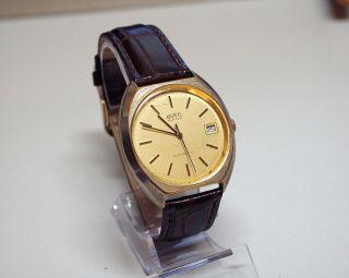 Bwc - Swiss - Herren - Automatic - Uhr (men ' S Watch) Mit Datumsanzeige Bild