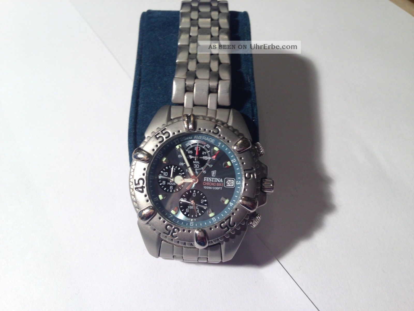 Chrono Chrono Armband Armband Uhr330ft Uhr330ft Festina Herren Festina Herren WxBordeQC
