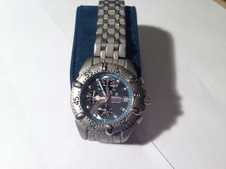 Festina Chrono Herren Armband Uhr,  330ft Bild