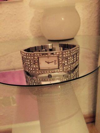 Dolce & Gabbana D&g Uhr Damenuhr Bild