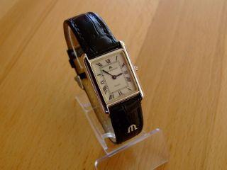 Damenarmbanduhr Maurice Lacroix Quartz Referenz 32536 Bild