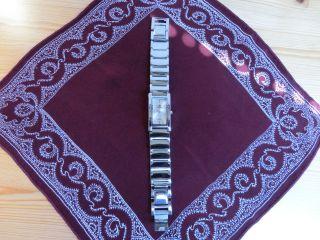 King Quartz Damen Armbanduhr Uhr Edelstahl Bild