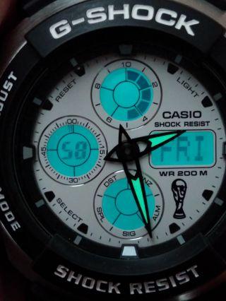 Casio G - Shock Fifa Franz Beckenbauer Weltmeister 2006 Wm Uhr Meister World Cup Bild