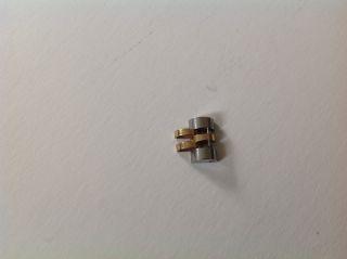 Damen Rolex Ersatzglied Stahl/gold Bild