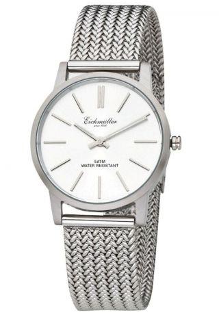 Eichmüller Zeitlose Damen Armbanduhr Edelstahl - Milanaiseband Kaliber Tmi Vx50 Bild