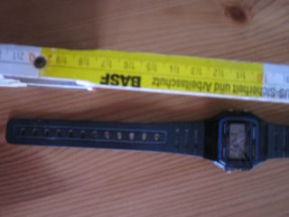 Casio - Armbanduhr F - 91w Bild