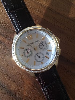 Michael Kors Chronograph Bild