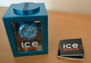 Ice Watch Al.  Te.  U.  A.  12 Ice Alu Turquoise Unisex Bild