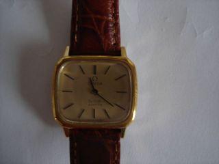 Omega Damen Armbanduhr Bild