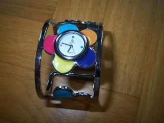 Uhr - Spangenuhr Crystal Blue Bild