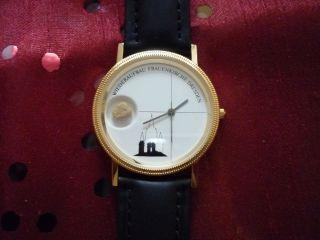Dresdner Frauenkirche Uhr Armbanduhr / 10.  Edition Bild
