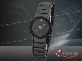 Fafada Fashion Damenuhren Armbanduhr Quarz Analog Uhr Uhren Strass Schwarz Bild