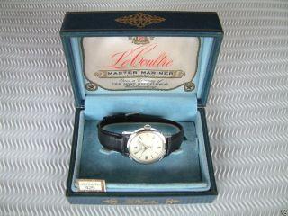 Schoene Automatik Lecoultre - Master Mariner Kaliber 476/3 - Von 1958,  O.  Box Bild