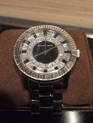 Top Wunderschöne Michael Kors Uhr - Keramik - Mk - 5362 Bild