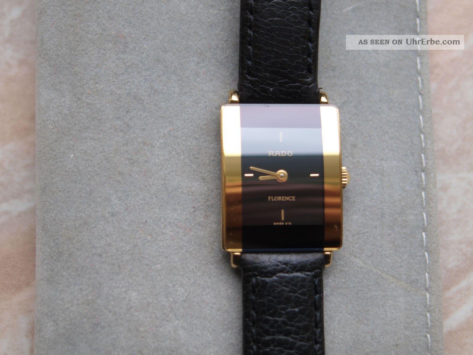 Rado Damenuhr Armbanduhren Bild