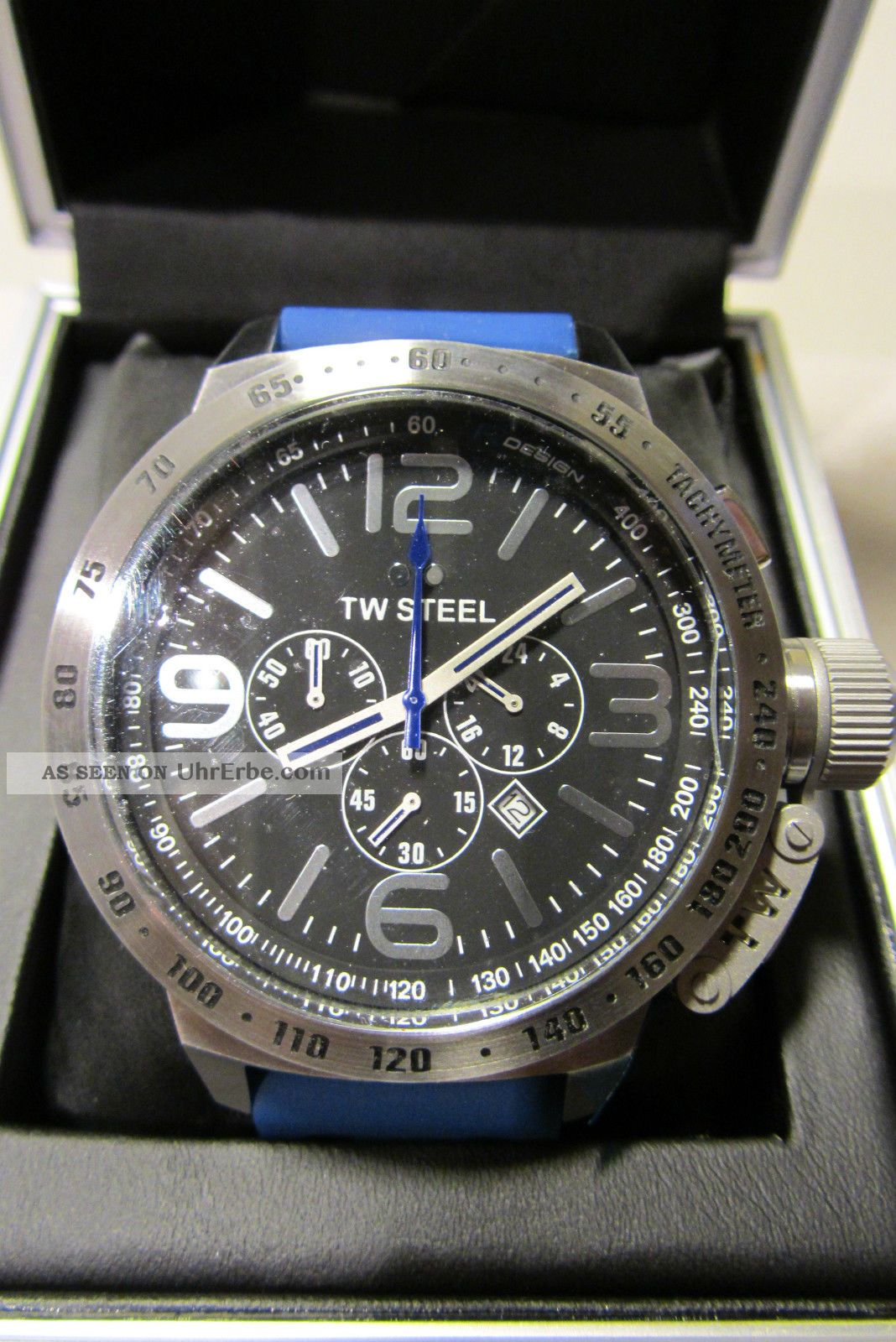 Tw Steel Armbanduhr Volvo R Design 50mm Limitiert 150 250