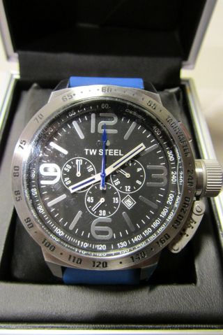 Tw Steel Armbanduhr Volvo R - Design 50mm Limitiert 150/250 Bild
