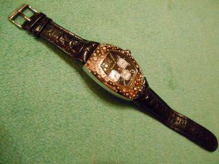 Ricarda M. ,  Uhr Armbanduhr Bild