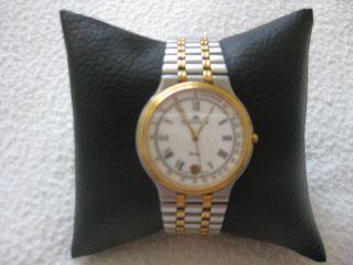 Maurice Lacroix Herren Uhr Oder Damen Uhr 92264,  Und Getragen Bild