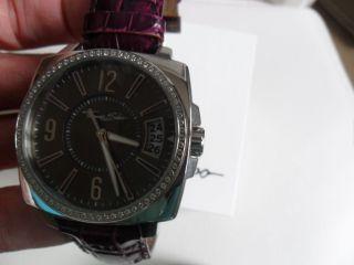 Thomas Sabo Ts Uhr Armbanduhr Edelstahl Leder - Armband Damenuhr,  Ts Box Bild