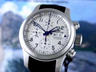 Fortis B - 42 Pilot Professional Automatik Chronograph 635.  10.  12 L.  01 Bild
