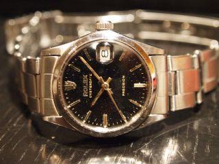 Rolex Oysterdate Precision Bild